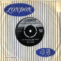 Billy Bland - Let The Little Girl Dance/Sweet Thing (HL 9096) Ex